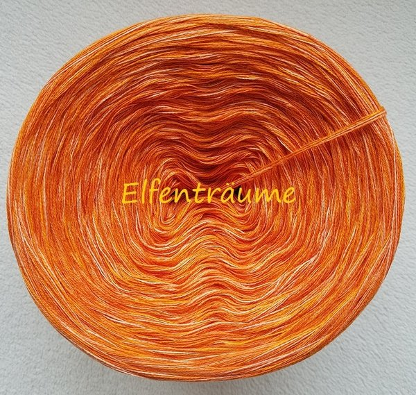 Elfen Wirbel Orange